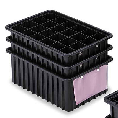 Accessorizing And Configuring Divider Box Totes Correct